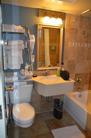 Thunderbird Lodge: bathroom