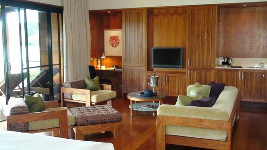 Qualia Resort: Leeward Pavilion