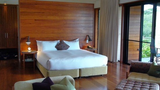 Qualia Resort: Leeward Bed