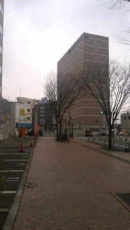 Comfort Hotel Kokura: 駅から徒歩5.6分