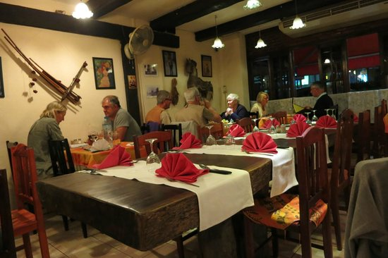 Restaurant Le Provencal : Nice and comfortable setting