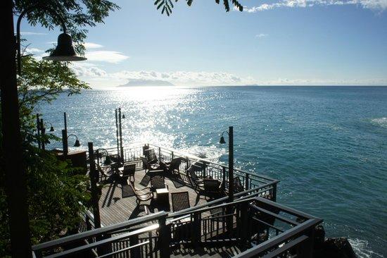 Hilton Seychelles Northolme Resort & Spa: Nice location of restaurant