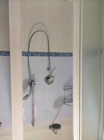 Aqua Hotel : bagno camera 524