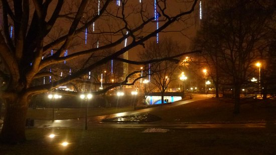 Hotel Roma: Parc by Night - Brīvības piem.