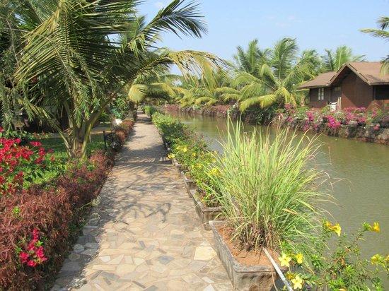 Resort Primo Bom Terra Verde: Pond