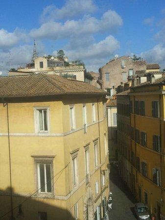 Exe Hotel Della Torre Argentina: View from room