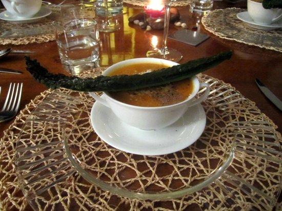Gourmet Giglio Bianco B&B: dinner