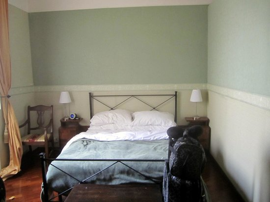 Gourmet Giglio Bianco B&B: bedroom