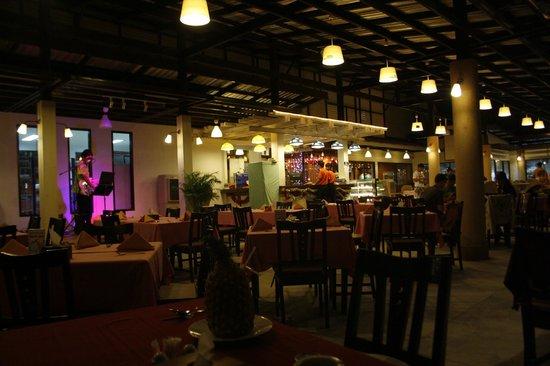 Klong Prao Resort Koh Chang: ресторан