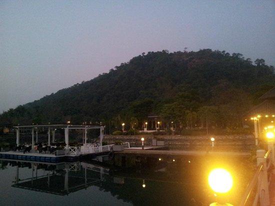 Klong Prao Resort Koh Chang: лагуна