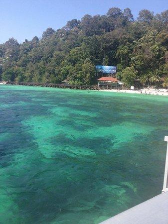 Pulau Payar Marine Park: Pulau payar