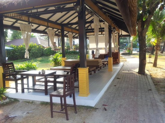 Klong Prao Resort Koh Chang: массаж