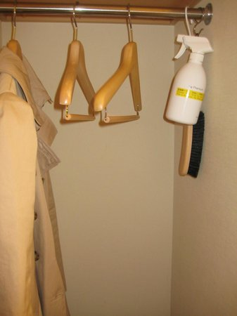 Hotel Sunroute Plaza Shinjuku: air and clothes freshener, clothes brush