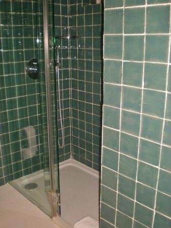 Vincci Baixa: baño ducha