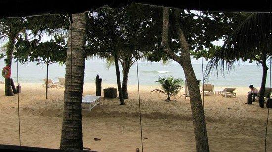Sea Star Resort Phu Quoc: вид из нашего бунгало