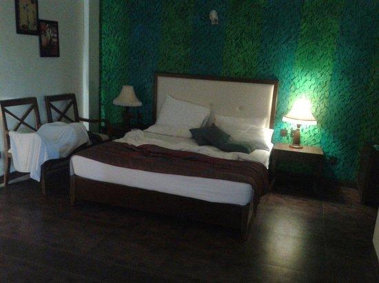 De Alturas Resort : Suite bedroom