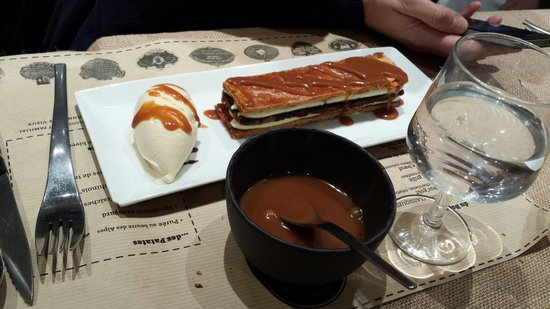 Boeuf Patate : Mille feuilles