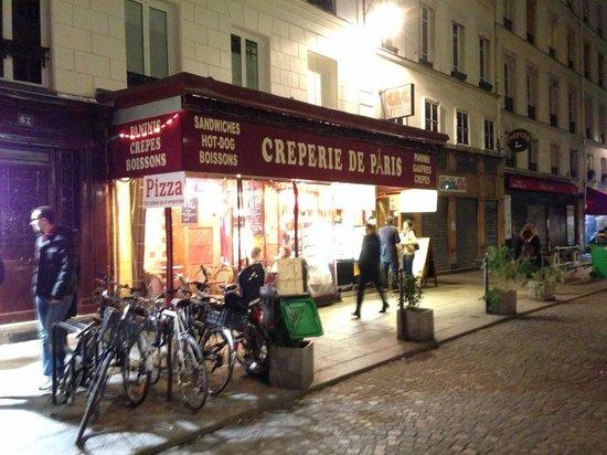 Le Marais: Excellent Crepes Everywhere