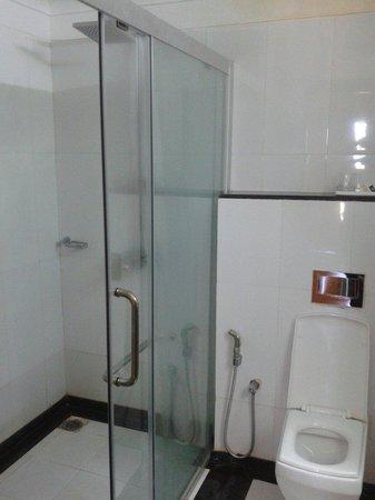 De Alturas Resort : Inner WC
