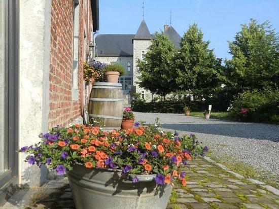 B&B Au Coeur de Villers : historisch pleintje