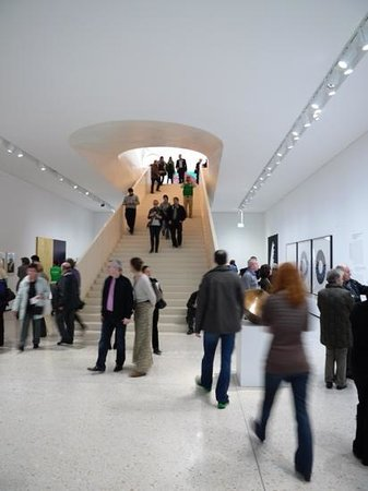 Städel Museum: Contemporary hall