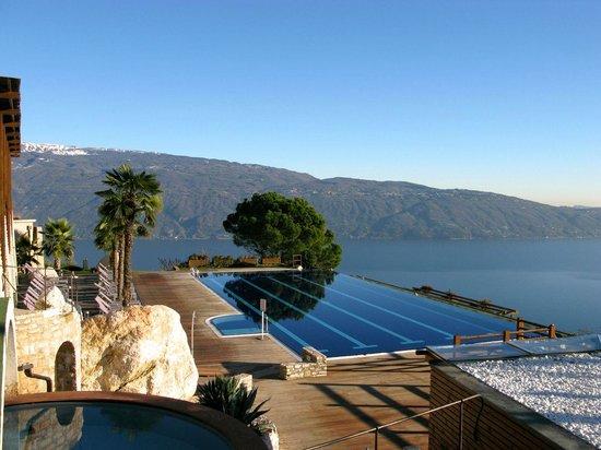 Lefay Resort & Spa Lago di Garda: Piscina