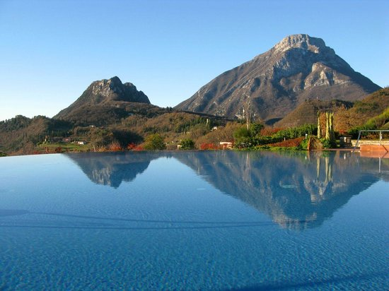 Lefay Resort & Spa Lago di Garda: Piscina riscaldata