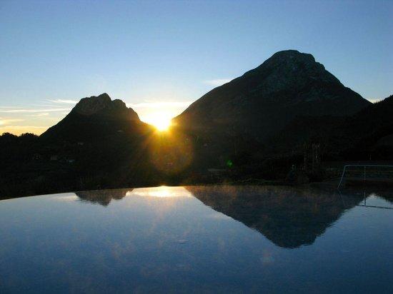 Lefay Resort & Spa Lago di Garda : Magico tramonto