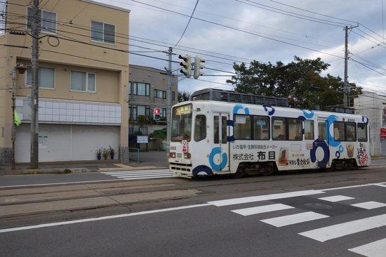 Hakodate Tram: 函館市電
