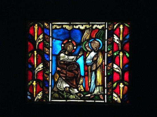 Musée de Cluny - Musée National du Moyen Âge : Spectacular Stained Glass