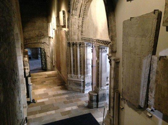 Musée de Cluny - Musée National du Moyen Âge : Amazing Architecture