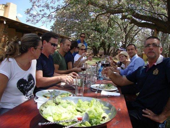 Horizon Horseback Adventures Lodge: tutti a tavola in un luogo da favola!