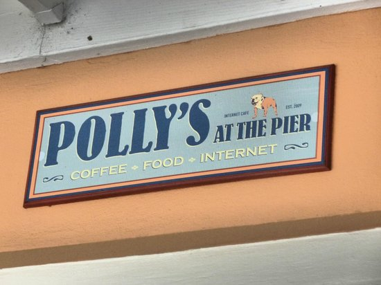 Polly's at the Pier : sosta a sorpresa al Polly's