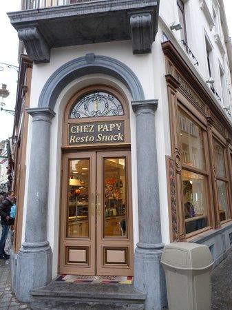 Bij Chez Papy