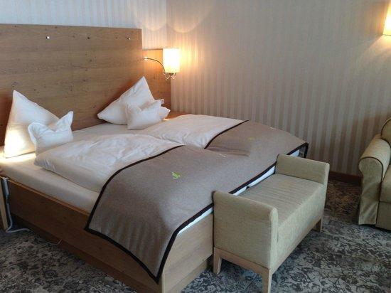 Hotel Kesslermuehle : Zimmer 4 Stock