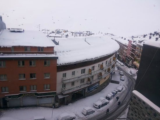 Magic Pas Hotel: city view
