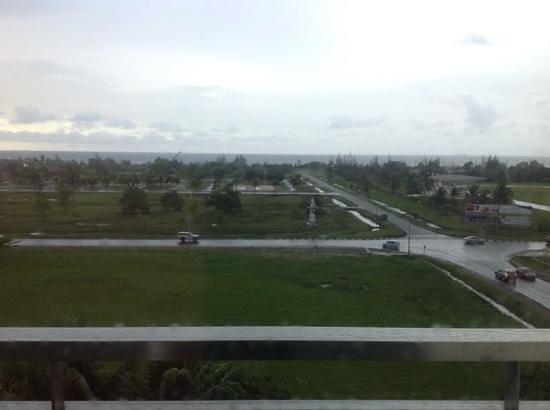 Roomz Hotel: uitzicht