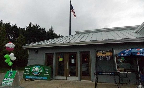 Kellys Cafe And Espresso Port Orchard Wa Picture Of Kellys Cafe