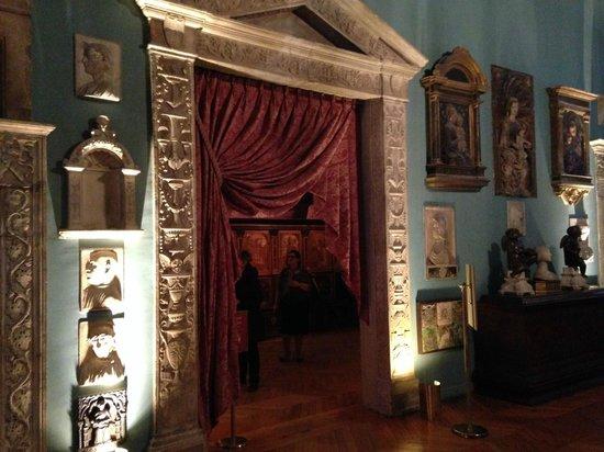 Musée Jacquemart-André : Integrated Roman Antiquities