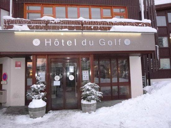 Hôtel du Golf : Hotel