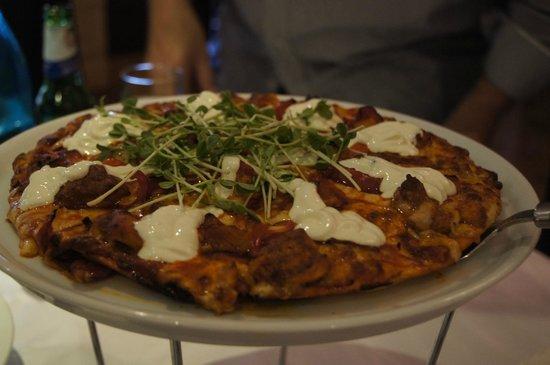 La Zana Pizza & Pastaria: TANDOORI