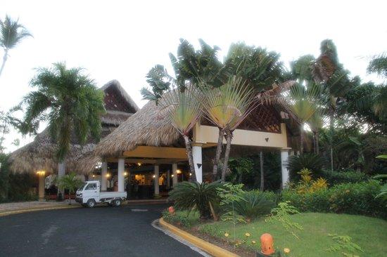 VIK Hotel Arena Blanca: Hotel lobby entrance