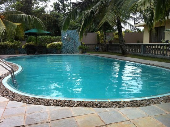 Asian Jewel Boutique Hotel: The pool