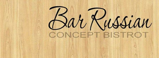 BAR RUSSIAN - CONCEPT BISTROT