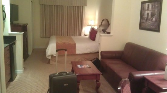 The Point Orlando Resort: Executive suite