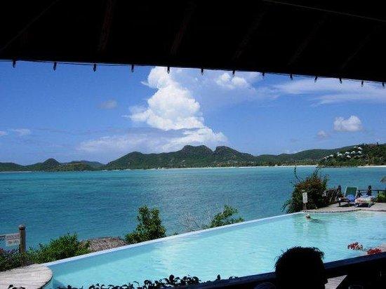 Cocobay Resort : vista dal ristorante