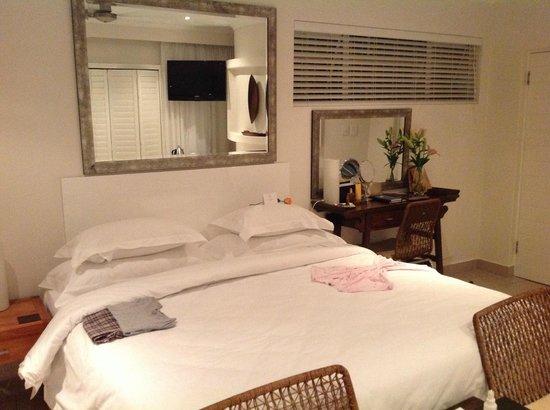 Villa Afrikana Guest Suites : The Owner's Suite