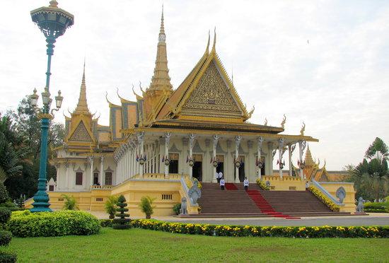 Taxi Phnom Penh