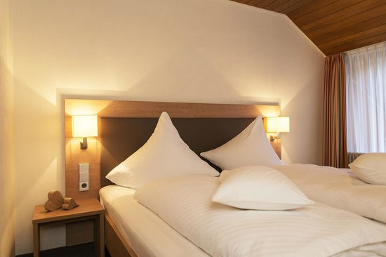 "Hotel Kimmig: Doppelzimmer ""Komfort"""