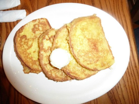 Cracker Barrel Sourdough French Toast